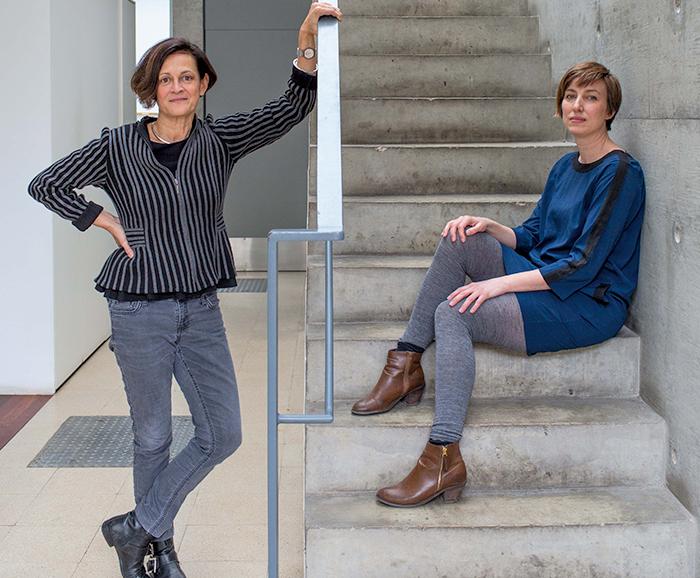 Mary Bowman & Nina Kölbeck, Gustafson Porter